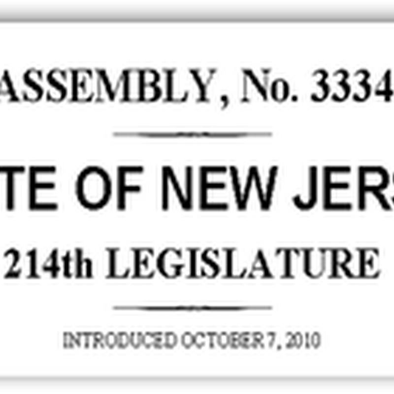 New Jersey Legislature Getting Smart– Bill to Modify Claim Procedures to Include Asking For Insurance Company Algorithms-Bill A3334