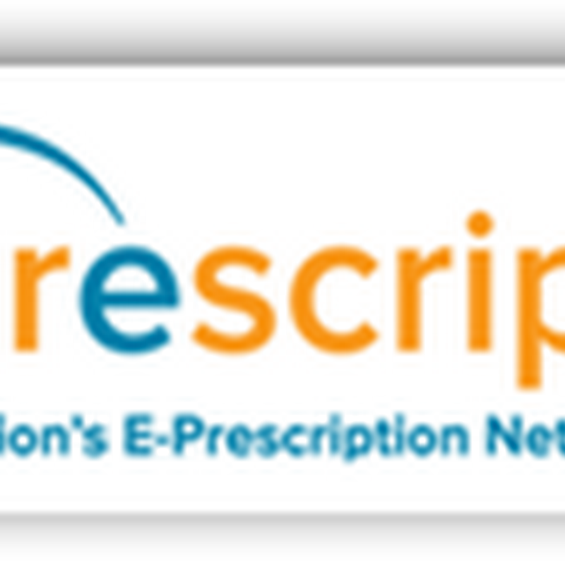 SureScripts Announces New Secure Exchange Network for Sharing of Medical Records