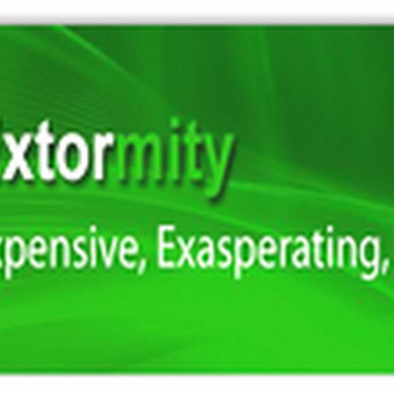 "Extormity Introduces  A Death Panel Module For the Algorithmically Challenged IT Illiterate Crowd And Is ""Seedie Certified"" (Humor)"