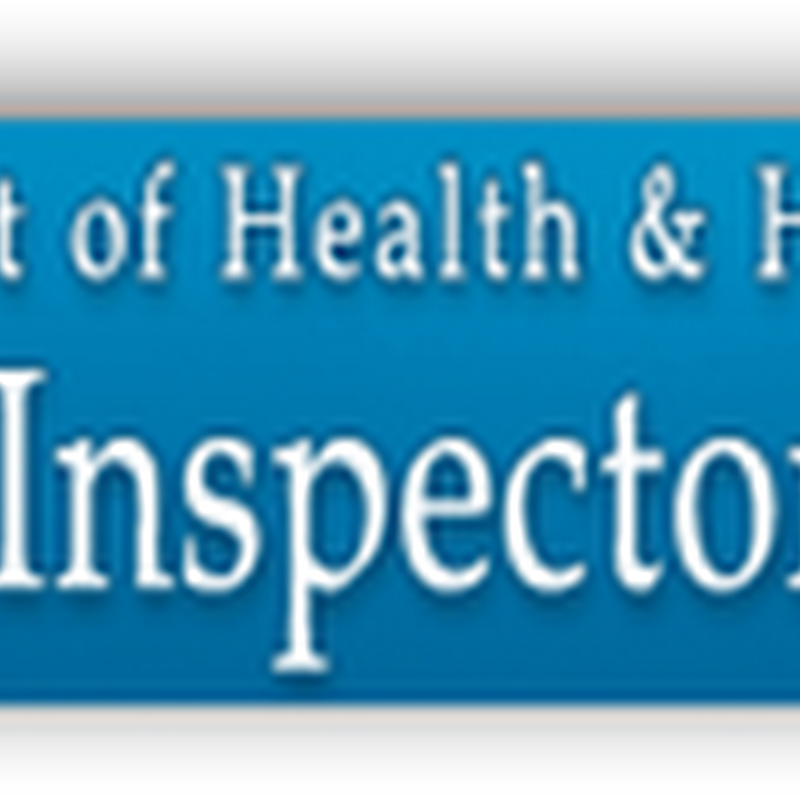 HHS and ONC Hit By Inspector General Audit Relative to Digital Security and Privacy–Stuff That Could Happen Anywhere Today