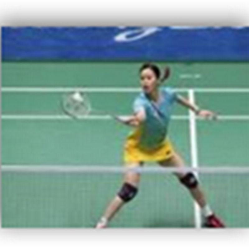 Badminton-Mew Choo Badminton Player Getting in Shape with Stem Cell Injection for Her Knee Injury