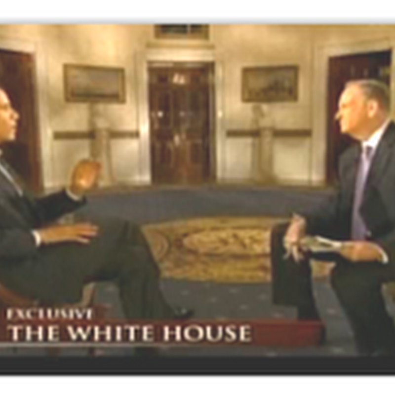The Obama Interview with Bill O'Reilly From Fox News–Healthcare Included (Video)