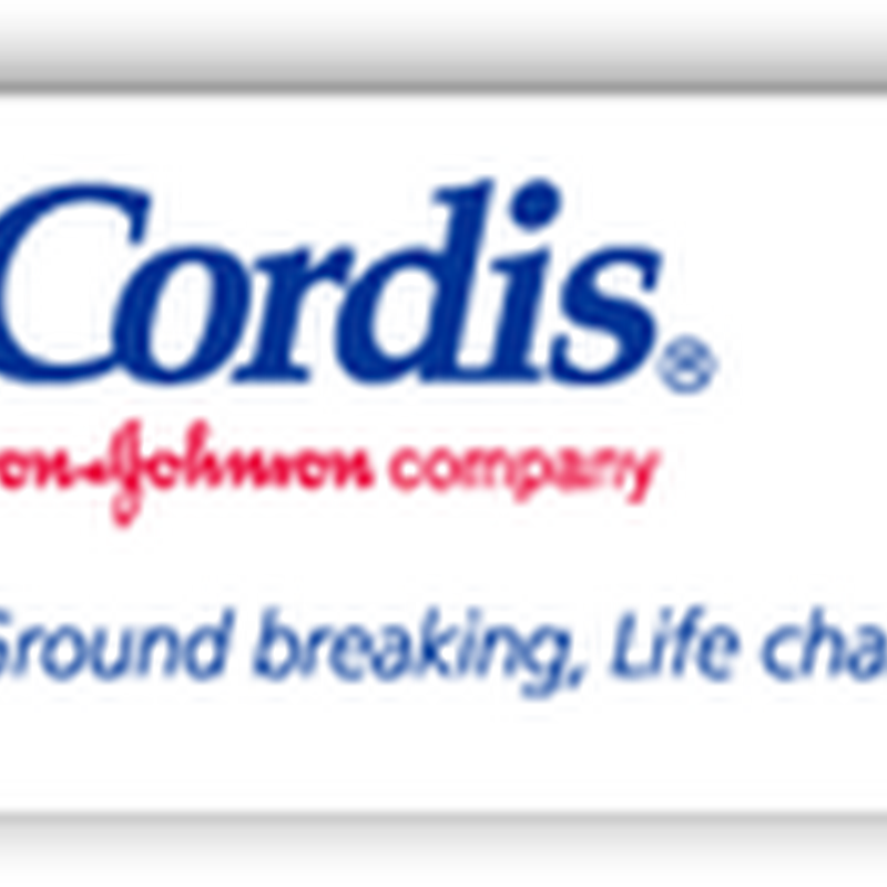 Johnson and Johnson Stent Device Company (Cordis) Merging Cardio and Endovascular Divisions-Lay Offs Coming