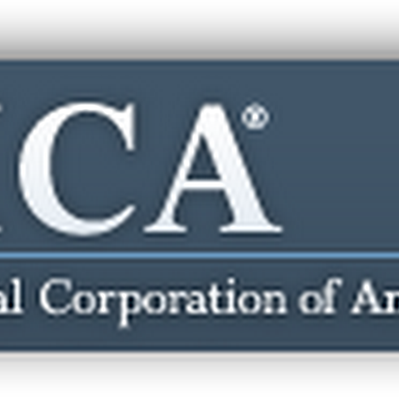 HCA (Hospital Corporation of America) Pulls Off the Largest Private Equity Firm Offering IPO in US History of $3.8 Billion