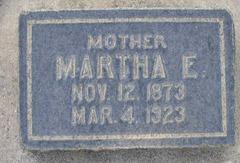Martha Evans