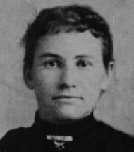 Martha Evans (b. 1872)