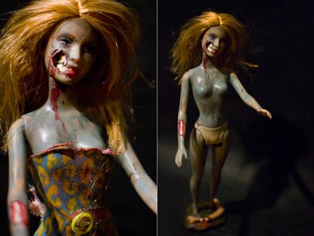 Barbie zumbi
