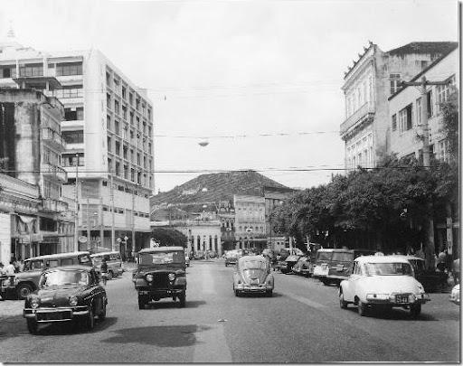 Avenida Eduardo Ribeiro em Manaus (AM8