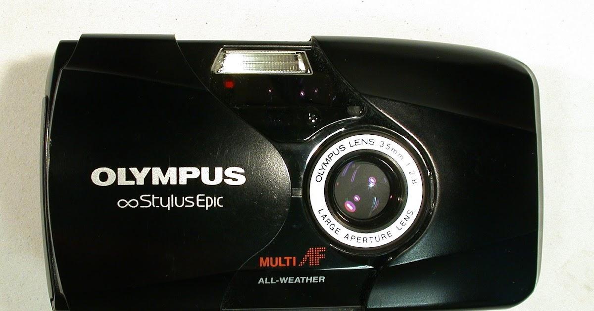 Random Camera Blog: The Olympus Stylus Epic -- Photography ...