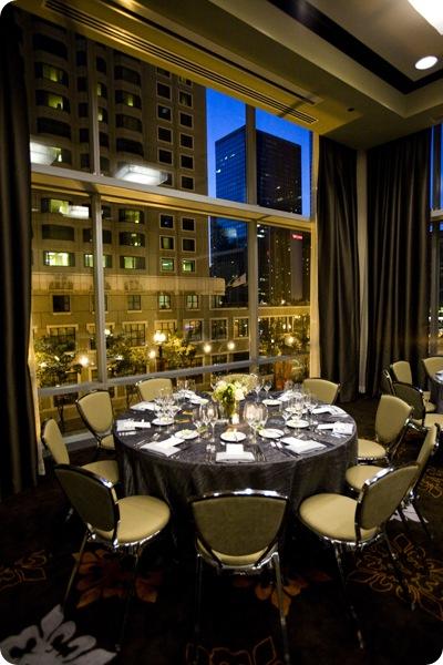 theWit Chicago ballroom cityview