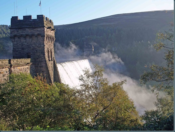 inversion derwent dam