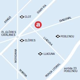 Barcelona Activa - Equipaments: Incubadora d'Empreses Glòries