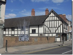 Commandery in Worcester