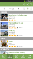 Screenshot of Vienna Travel Guide – mTrip