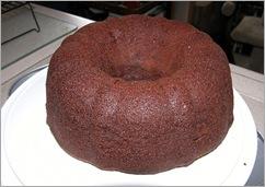 Chocolate Kahula Cake