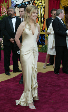 Alison Krauss at the 2004 Oscars