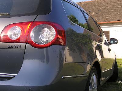 Volkswagen Passat wersja Highline 2.0 TDI 140 KM 2005 r.