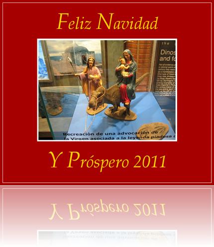 Felicitación navideña 2010 2011