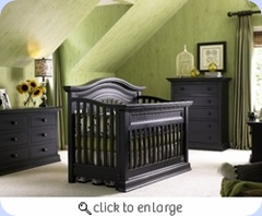 Bonavita Sheffield crib