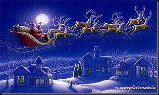 santa-claus-flying-reindeer