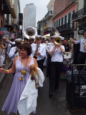 Party Party in New Orleans