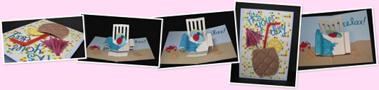 View Popup beach card