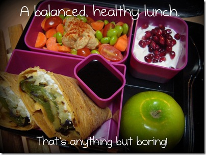 Balanced lunch_Day 2