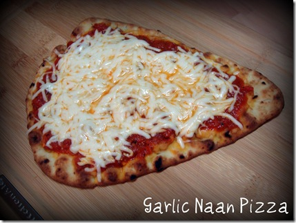 garlic naan