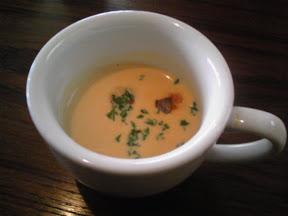 SANCAFEのスープ