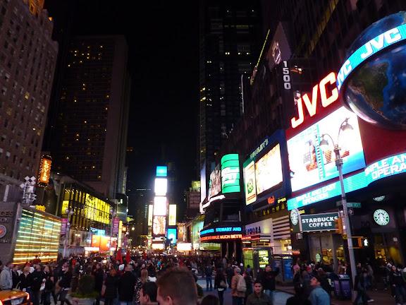 Blog de voyage-en-famille : Voyages en famille, Arrivée dans la Big Pomme