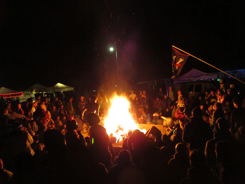 wormtown bonfire