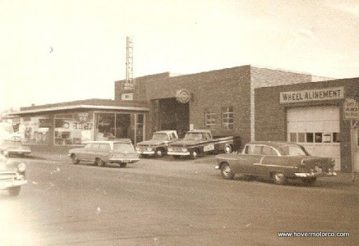 Car Dealerships In Henderson Ky >> History - 120+ pics of vintage car dealerships | The H.A.M.B.