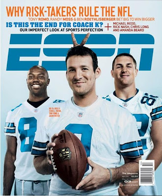 One of these three are representing the Cowboys after the jump. Who do you think it is?