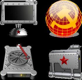иконки СССР