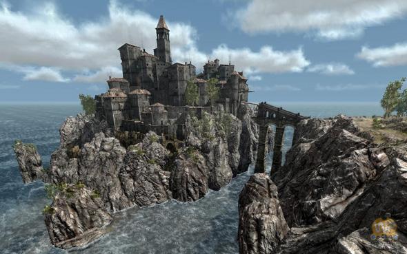 новые скриншоты gothic4