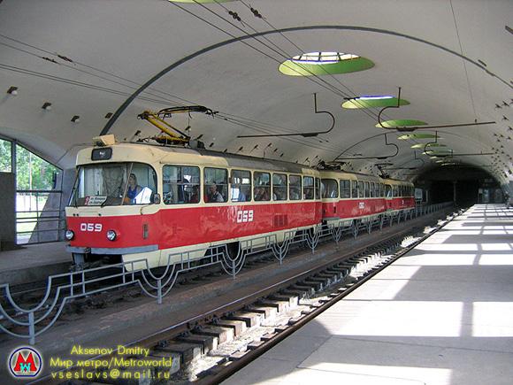 Кривой Рог метро