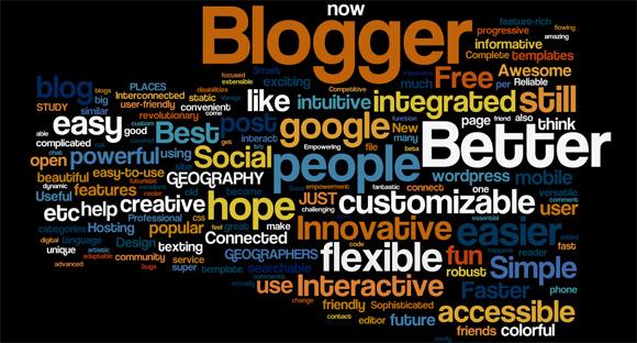 сервис Blogspot