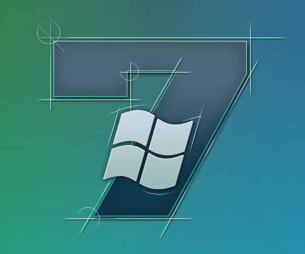 58 Creating the Windows 7 Wallpaper for your Desktop