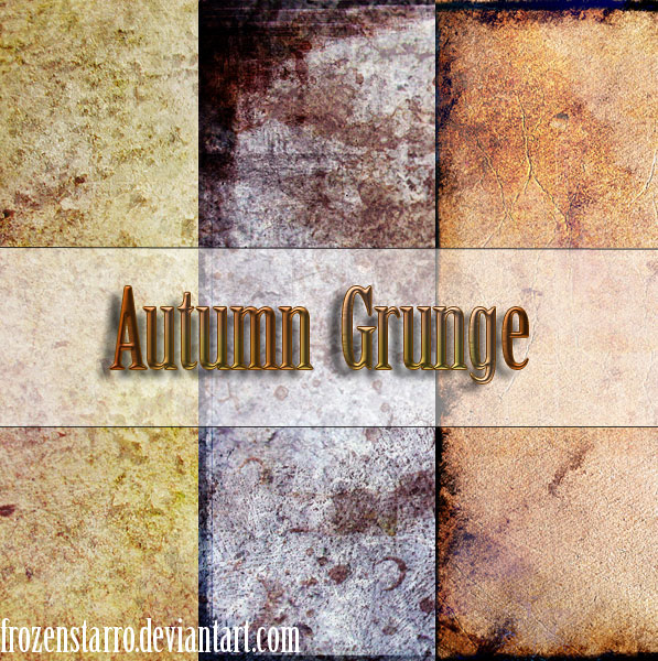 texture in grunge style