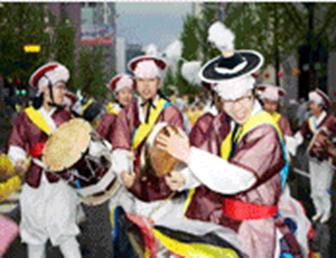 Korean Traditional Dance and Music