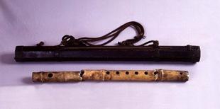 Yeongcheon Relics of Yi Hyeongsang Okpiri Jade pipe