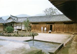 Cheongdo Gobangchae(3)(Gobang,storage quarters)