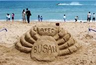 Busan Haeundae Sand Festival