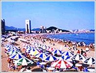 Busan Gwangalli Beach