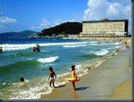 Busan Dongbaekdo Island