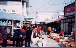 Mungyeong regular market