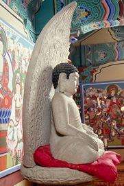 Uiseong Seated stone Sakyamuni buddha statue of Gounsa Temple 01