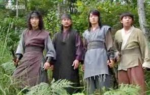 Gweyu, Hae-myeong, Muhyul and Maro
