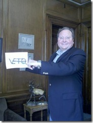 schweitzer veto