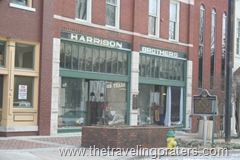 Harrison Brothers Storefront